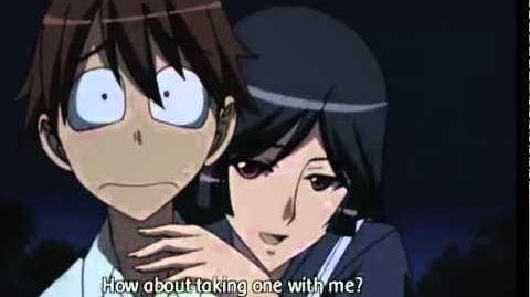 Hiro is a lucky guy.