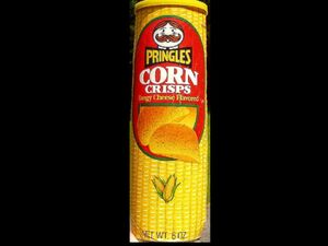 Pringles corn tangy cheese