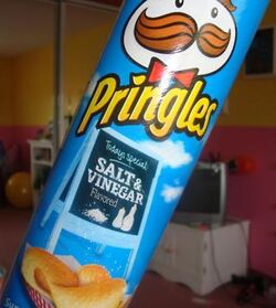 Pringles salt and vinegar 2