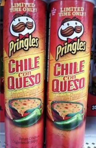 Pringles Chile Con Quesso   Pringlesflavors Wiki   FANDOM