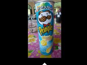 Pringles lemon and sesame