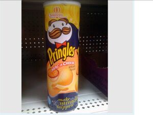 Pringles mac n' cheese
