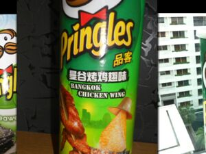 Pringles bangkok chicken wing