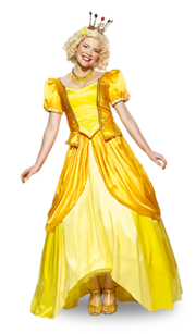 Prinses madeliefje