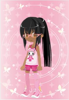 Hanari's PriPara Self