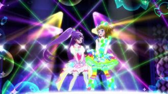 PriPara Mirei Lala Marble Make Up A-ha-ha!! (Episode 8)-0