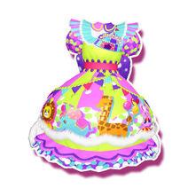 Carnival Circus Kleid