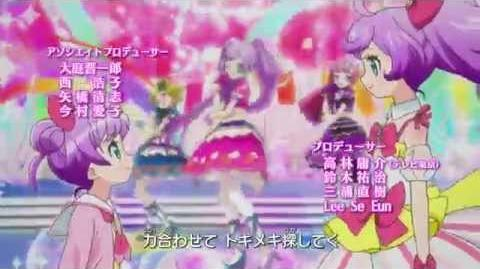 PriPara プリパラ Opening3「Realize!」