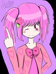 Sakura casual clothes