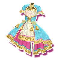 Elegant Tassel Dress