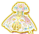 Idol Time Harp Fantasy Coord