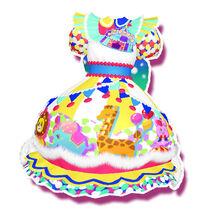 Cheesecake Circus Kleid
