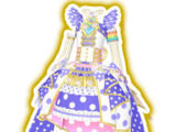 Team Dream Cyalume My☆Dream Michiru Coord
