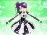Eternal Black and White Coord
