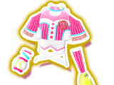 Baseball Passion Pink Coord