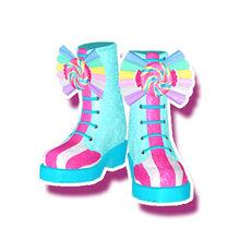Lollipop Chao Chao Schuhe