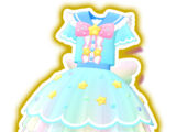 Fantasy Time Blue Cyalume Coord