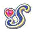 Silky Heart Mini Logo