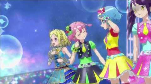 PriPara プリパラ EPISODE 63 SOLAMI♡DRESSING 「REALIZE!」