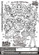 Pripara The Movie Coloring Pages