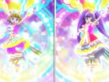 Team Super Cyalume Laala Coord