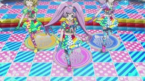 (HD) PriPara プリパラ – EPISODE 16 – SoLaMi♡SMILE –「Pretty Prism Paradise!!!」-1