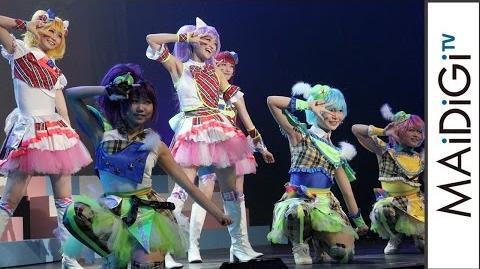 「プリパラ」声優陣が2.5次元ミュージカル!ライブや名場面を再現 「ライブミュージカル『プリパラ』 み~んなにとどけ! プリズム☆ボイス」ゲネプロ