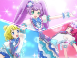 Wish Ribbon Idol L Coord