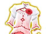 Dahlia Oriental Rouge Coord