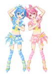 Idol Time Pripara Happy Brithday Dorothy West & Leona West