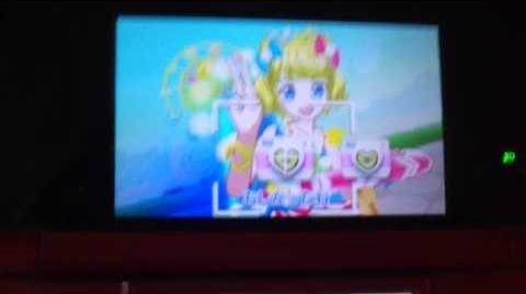 02 Pripara 3DS GrandPrix Making Drama Fresh Sweets Park Mirei PriPara Form