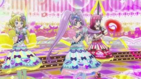 (HD) PriPara プリパラ - EPISODE 22 - SoLaMi♡SMILE - 「Happy Pa Lucky」-0