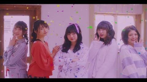 わーすた WELCOME TO DREAM MUSIC VIDEO(Wasuta Welcome To Dream)