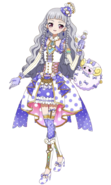 Team Dream Cyalume My Dream Michiru Coord Render With Pitsuji