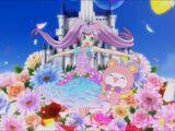 Lovely Flower Cinderella