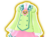 Avocado Uniform Laala Coord