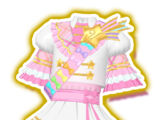 My☆Dream Milky Pink Coord