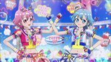 PriPara - Episode 85 - Dorothy and Leona - Twin Mirror♥Compact