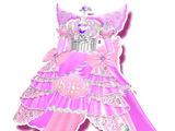 Cute Pink Cyalume Charm Coord