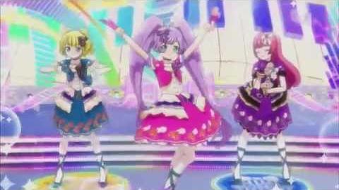 (HD) PriPara - プリパラ - Episode 61 - SOLAMI SMILE - ☆PRETTY PRISM PARADISE! - ROUND 10
