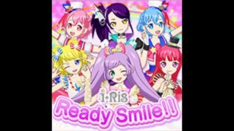 PriPara - Ready Smile!! - Arcade Version