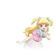 Idol Time Pripara Character Yui Website