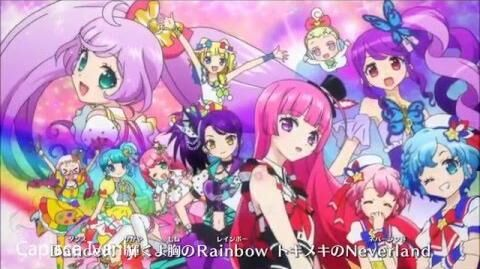 (60FPS) PriPara - プリパラ - OP 7 - Ready Smile!! - i☆Ris