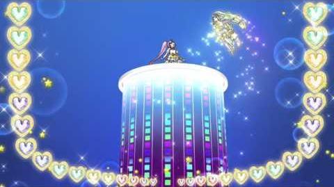 (HD) PriPara - Episode 93 - Triangle Star - Laala - Ready Smile!! -