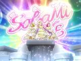 Birth of a Divine Idol SoLaMi♡SMILE