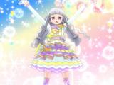 My☆Dream Milky Purple Coord