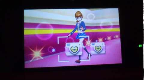14 PriPara 3DS GrandPrix Making Drama Let's Go PriPara Mirei School Form