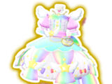 Idol Time Microphone Fantasy Coord