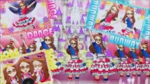 (HD) PriPara - プリパラ - EPISODE 79 - Meganee - ☆Virtual Idol☆