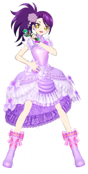 Sparkling Amethyst Coord